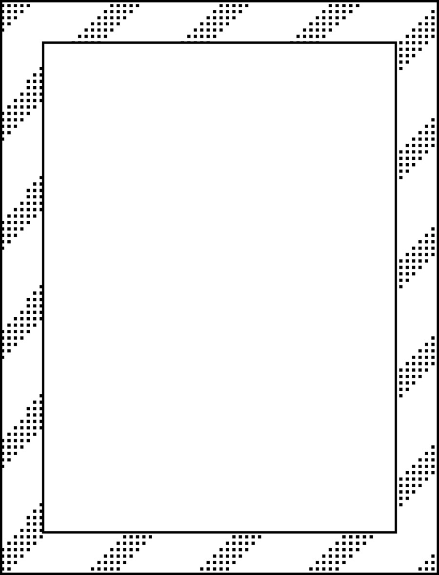 Download Simple Page Border Designs For Projects Clipart Japanese