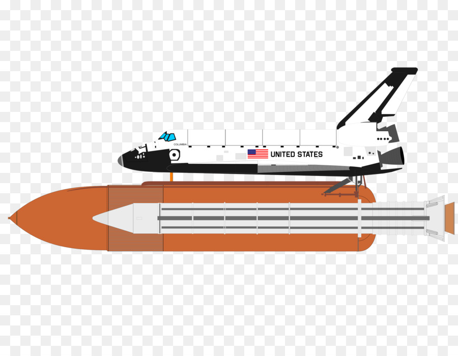 space shuttle vector png clipart Space Shuttle program Clip art