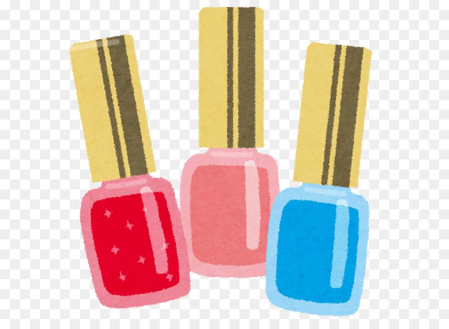 マニキュア フリー 素材 clipart Manicure Nail Polish