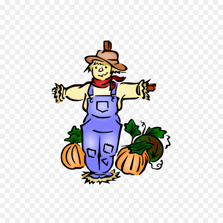 Download scarecrow coloring page clipart Scarecrow Coloring book ...