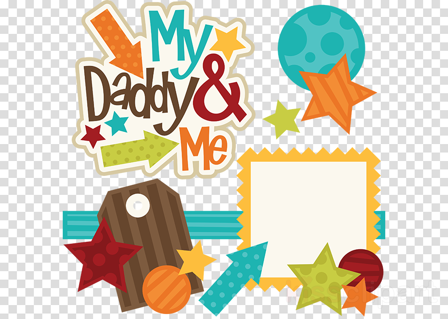 me and my dad scrapbook clipart Scrapbooking Father Clip art