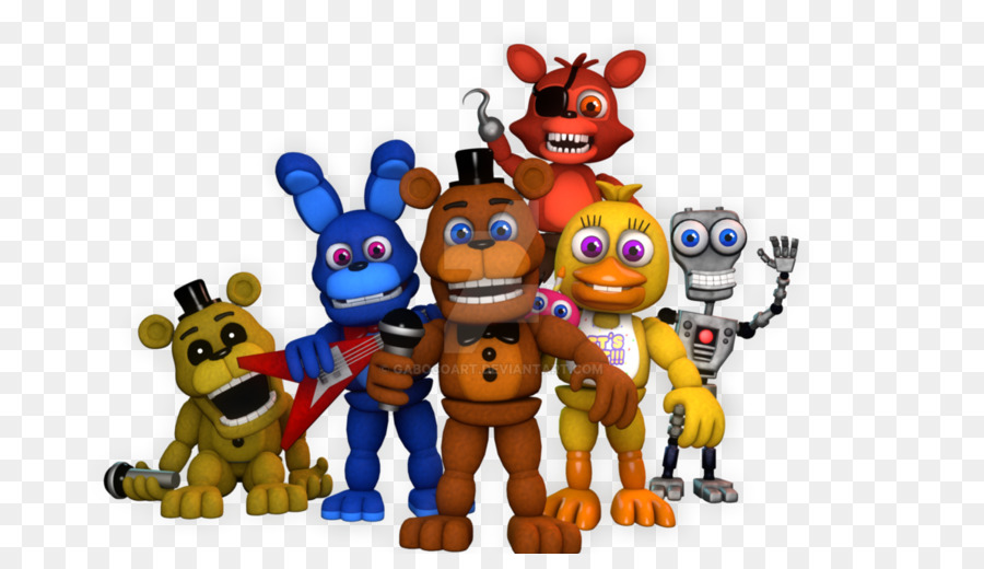 Five Nights at Freddy's clipart FNaF World Five Nights at Freddy's: Sister Location