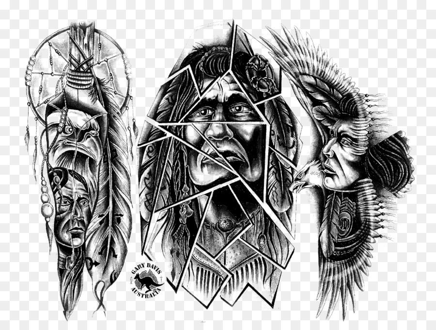 Native American Tattoo Designs Clipart Graffiti Tattoo