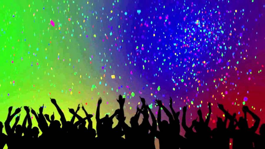 Youtube Party Event Festival Disco Stage Sky Png Clipart Free