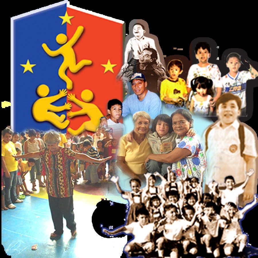 mga larong pinoy clipart Philippines Tagalog language Clip art