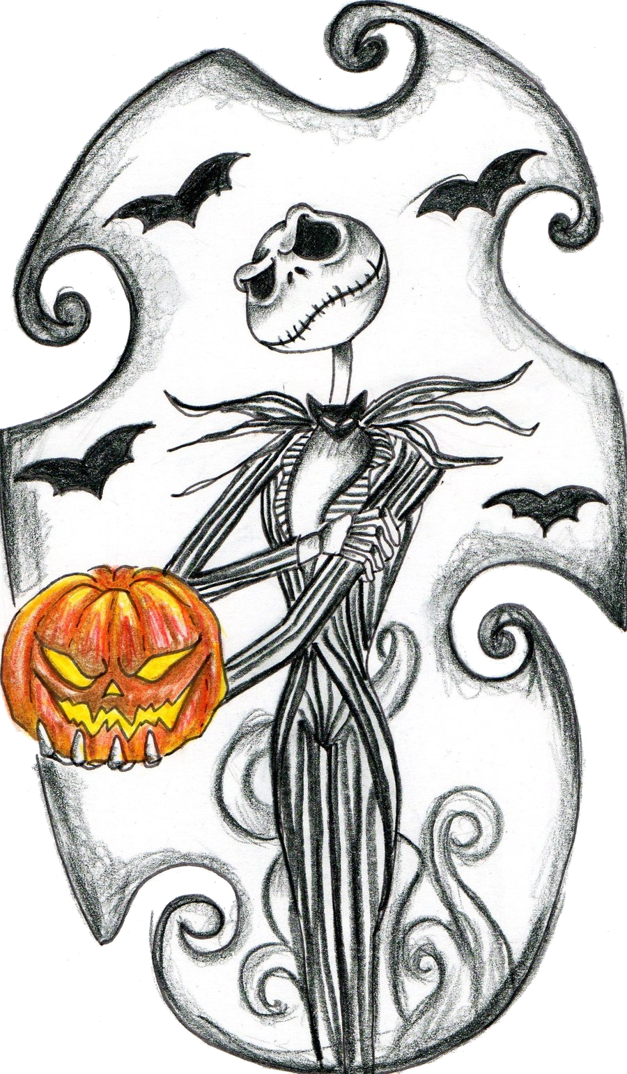 Download jack skellington designs clipart Jack Skellington The ...