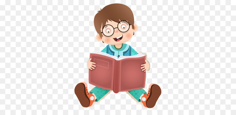 Kids Reading Clipart Of Children Reading Books Collection - Reading Books  Clip Art Png - Free Transparent PNG Clipart Images Download