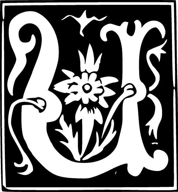 Letter Graphics Font Transparent Image Clipart Free Download