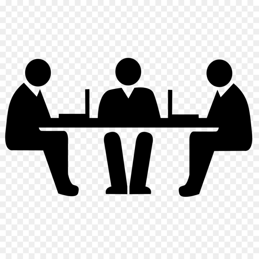 Business Background Clipart Teamwork Text Communication Transparent Clip Art