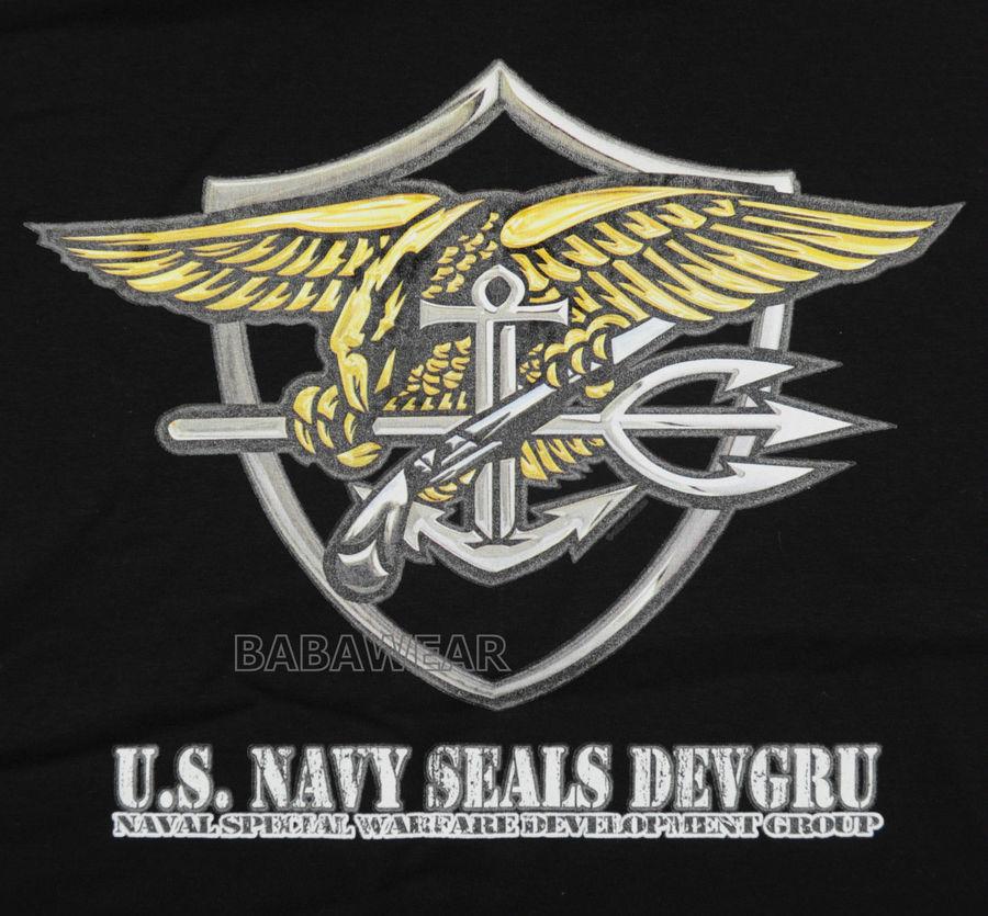 Download Navy Seals Shirt Clipart Seal Team Six T Shirt United