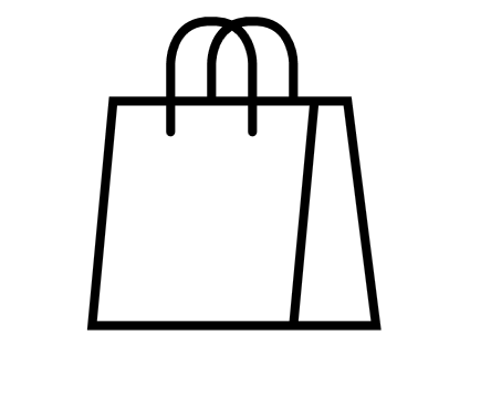 Shopping Bag White Transparent Png Image Clipart Free Download