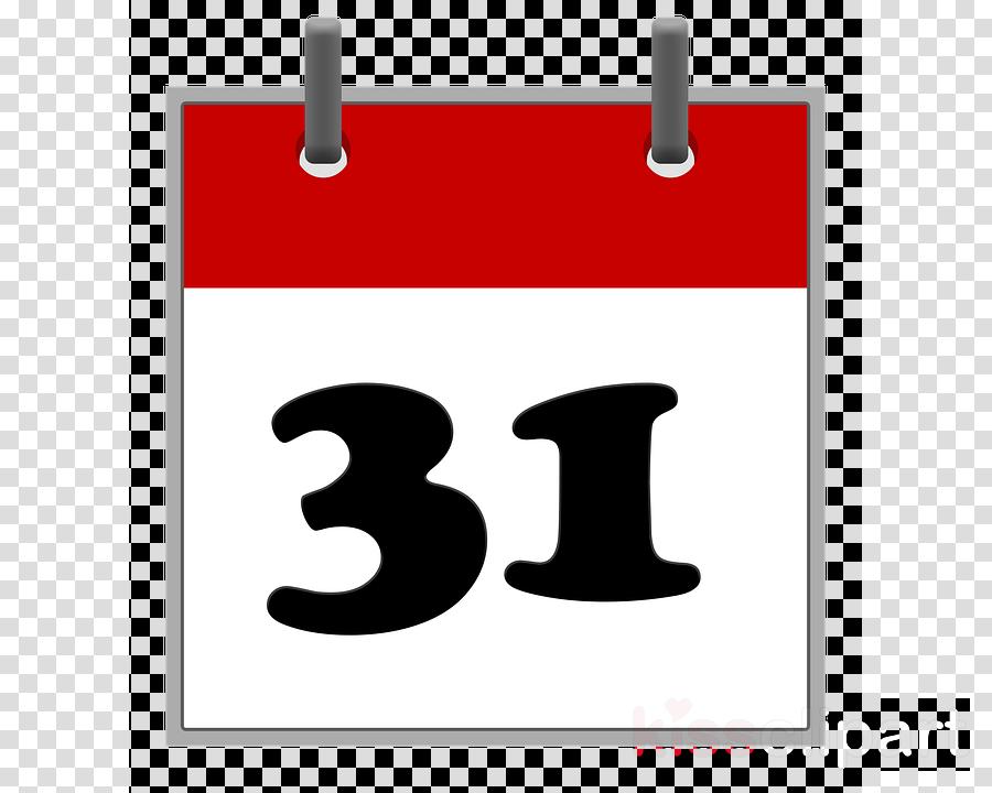 Calendar clipart Calendar date Calendar day