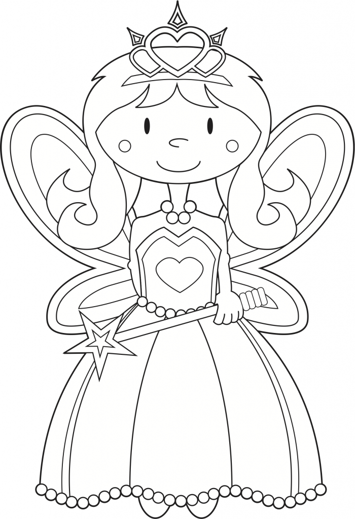 fairy princess coloring pages clipart Coloring book Colouring Pages Disney Fairies