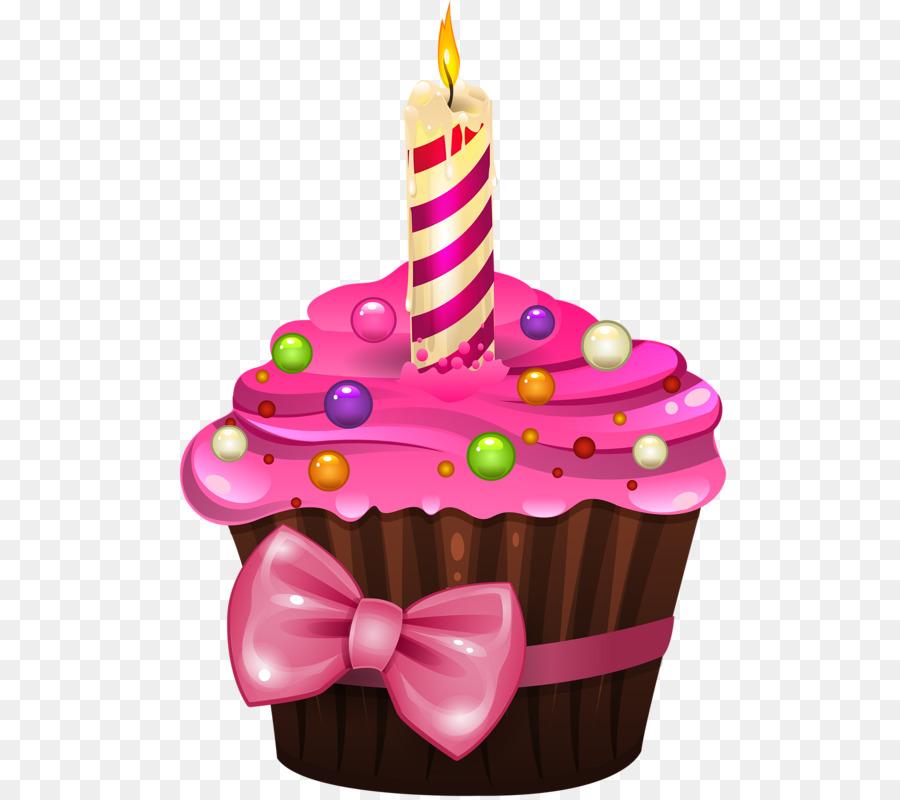Awe Inspiring Pink Birthday Cake Clipart Cupcake Birthday Cake Transparent Birthday Cards Printable Inklcafe Filternl