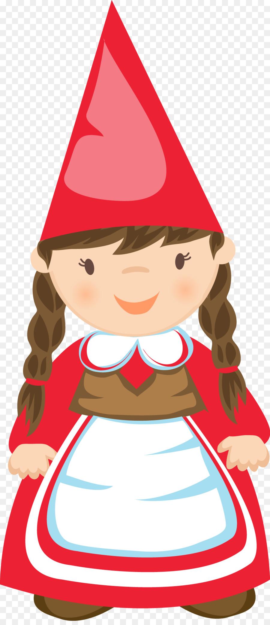 Christmas Gnomes Clipart.Christmas Tree Art Clipart Gnome Illustration Christmas