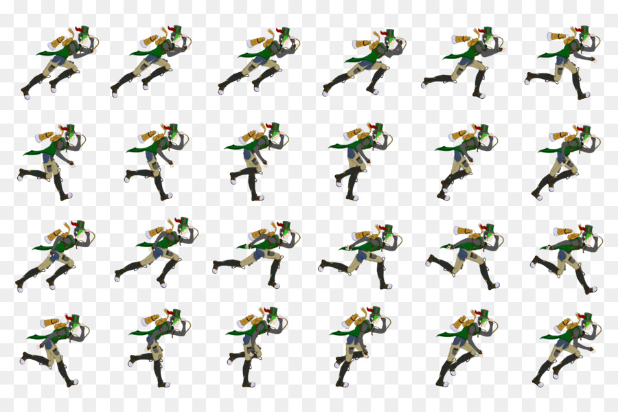 Tree Pixel Art clipart - Character, Game, Drawing