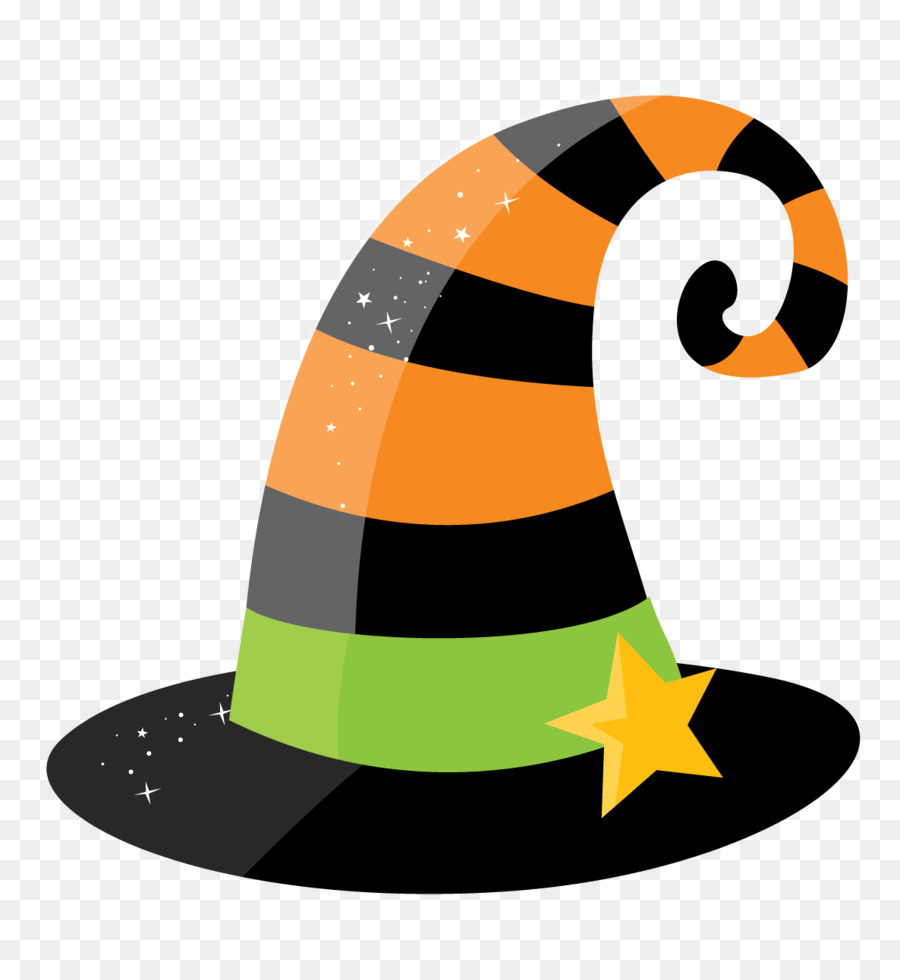Halloween Witch Hat