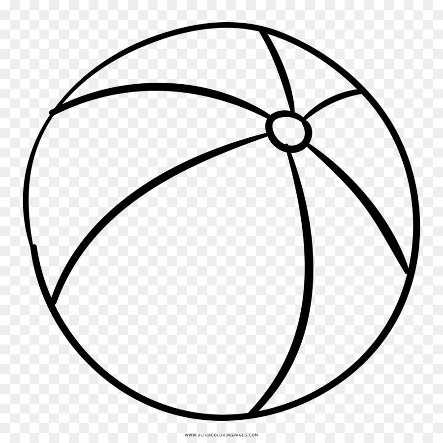 Ball, Beach, Color, transparent png image & clipart free download