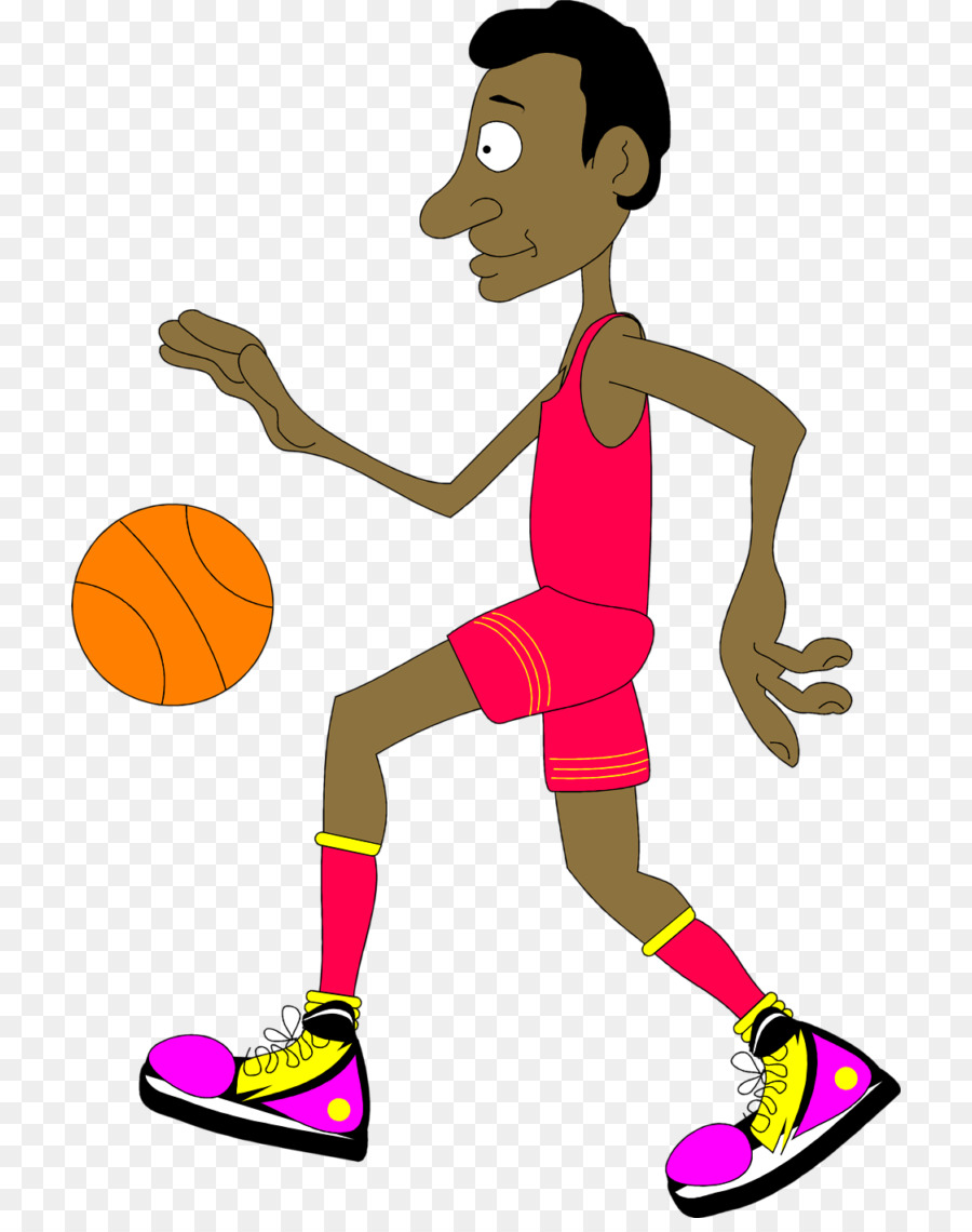 Png Of Girl Playing Basketball & Free Of Girl Playing Basketball.png  Transparent Images #26438 - PNGio