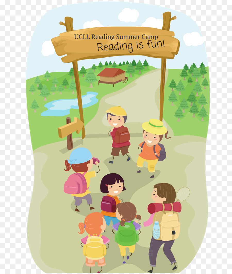 Camping summer. Childtransparent png image clipart