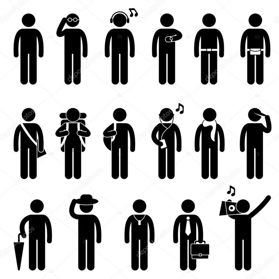 Download Sign People Clipart Symbol Clip Art Personsign