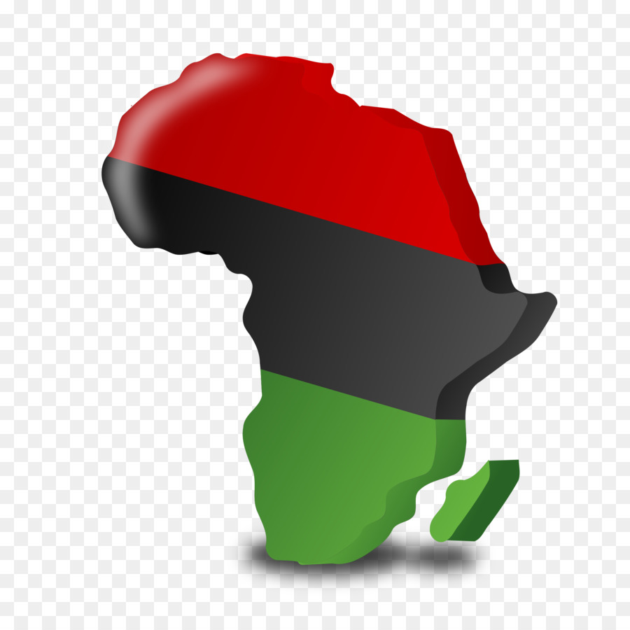 Map Of Africa 3d.Africa Map Flag Transparent Png Image Clipart Free Download