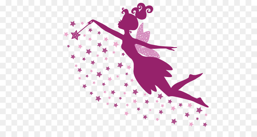 Fairy pink. Tinker bell clipart purple