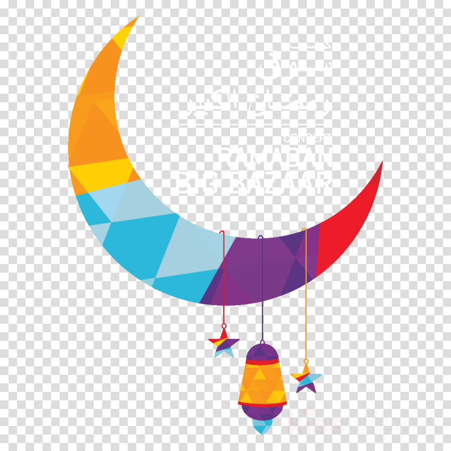 ramadan crescent png clipart Ramadan Moon Clip art