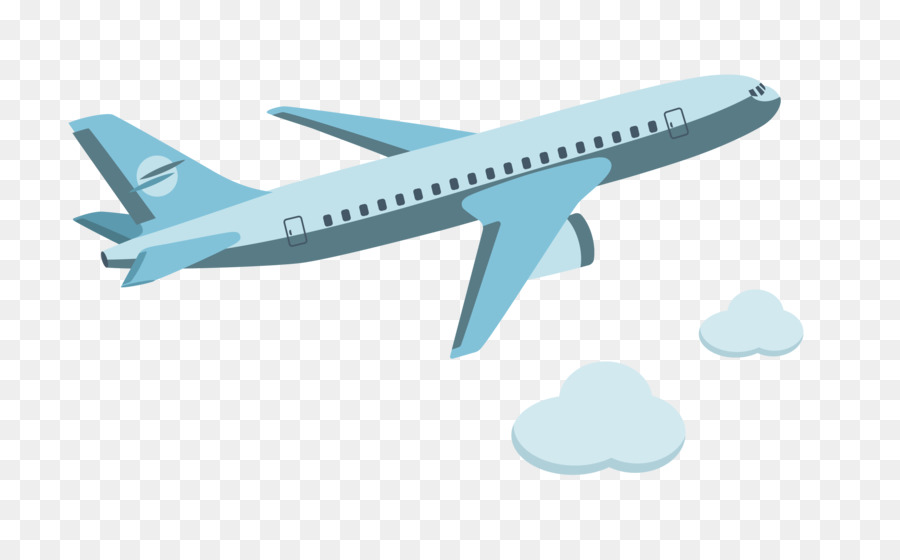 Cartoon Airplane Clipart Airplane Cartoon Drawing Transparent