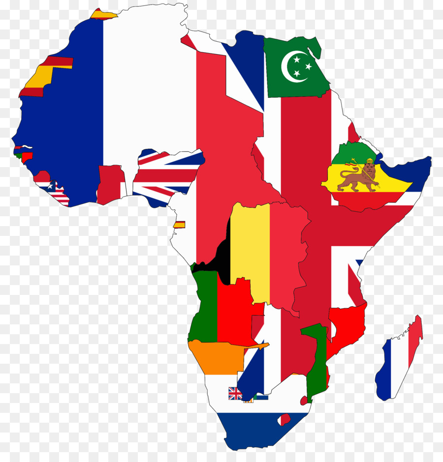 Map Of Africa During Colonization.Map Cartoontransparent Png Image Clipart Free Download