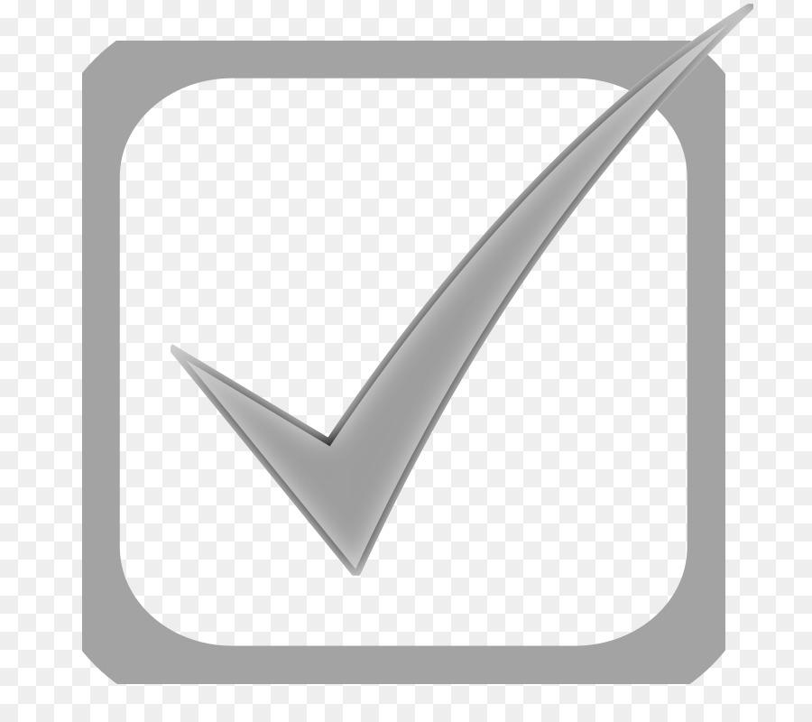 Download Check Box Clipart Checkbox Check Mark Clip Art White