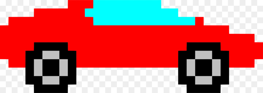 Pixel Art Logo Clipart Car Pixel Drawing Transparent