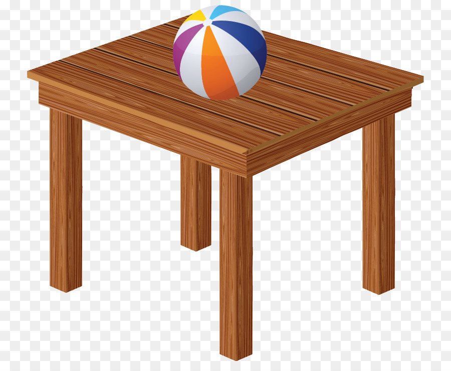 Ball Under The Table Clipart Clip Art