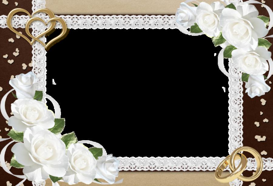 Download Wedding Background Frame