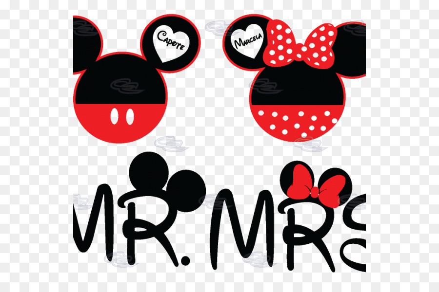 Minnie Mouse T Shirt Design | Download Mr Mrs Mickey Clipart Mickey Mouse Minnie Mouse T Shirt