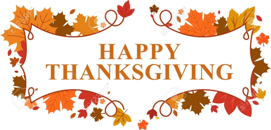 Download happy thanksgiving day clipart Thanksgiving Borders and ...