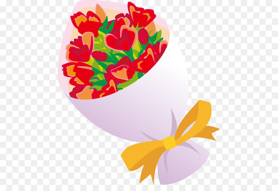 boquet flowers clipart Flower bouquet Clip art
