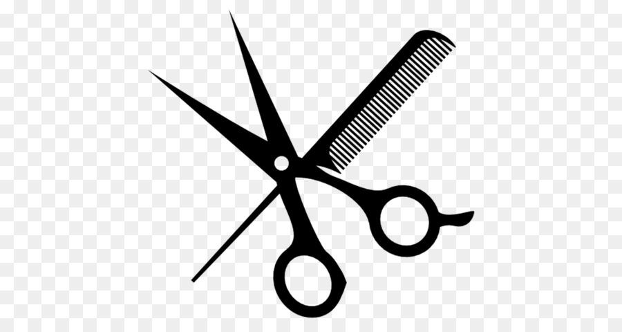 Hair Cutting Scissors Cartoon 10