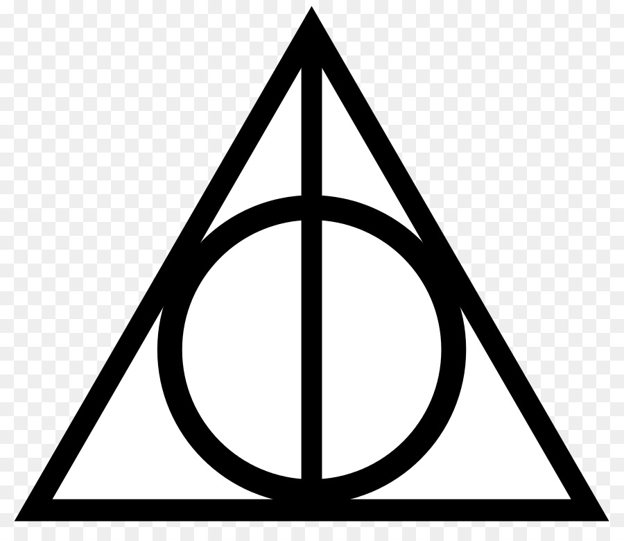 deathly hallows symbol clipart Harry Potter and the Deathly Hallows Harry Potter and the Philosopher's Stone Harry Potter (Literary Series)
