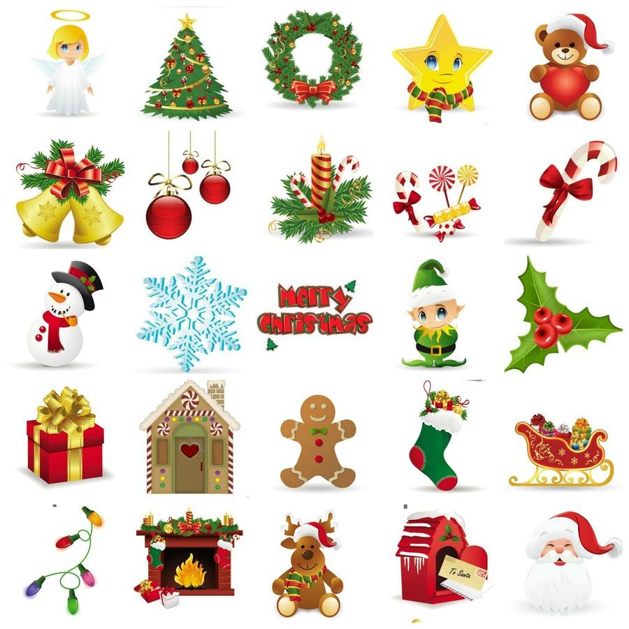 christmas tree christmas ornament - Christmas Bingo