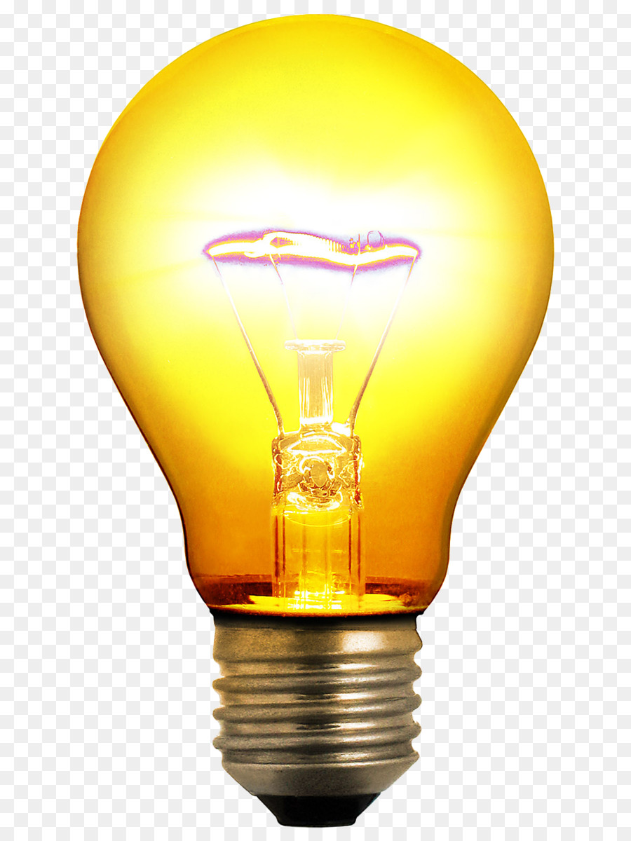 Light Bulb Cartoon
