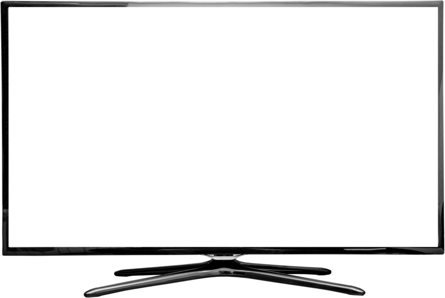 Television Technology Line Transparent Png Image Clipart Free