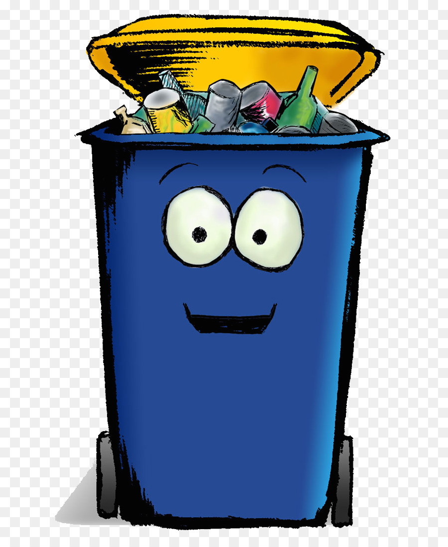 bin animated clipart Rubbish Bins & Waste Paper Baskets Recycling bin