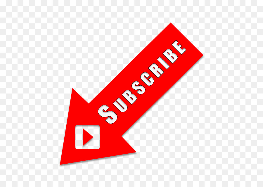 Subscribe red. Logo youtube clipart video