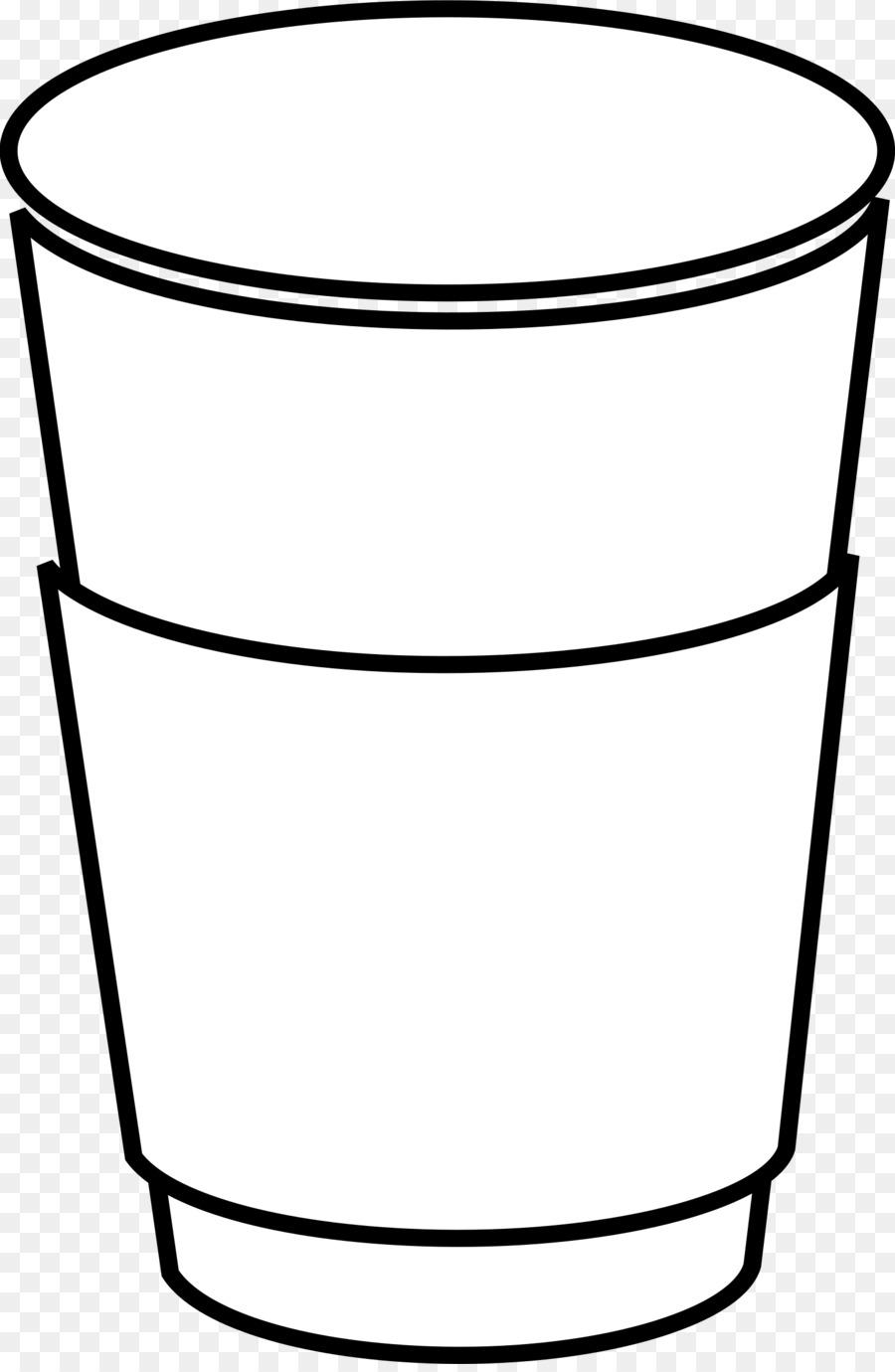 Coffee cup outline. Top punto medio noticias
