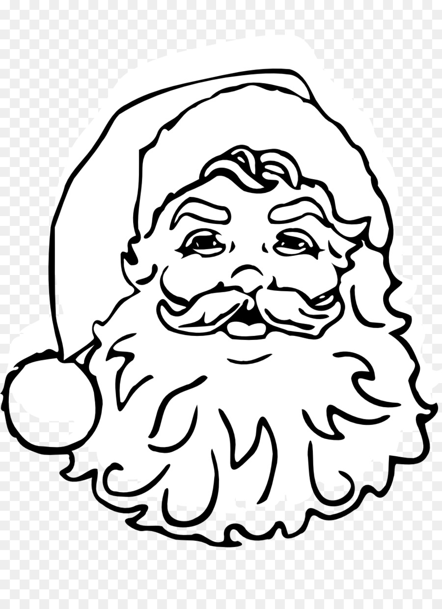 santa pictures to color clipart santa claus coloring book clip art