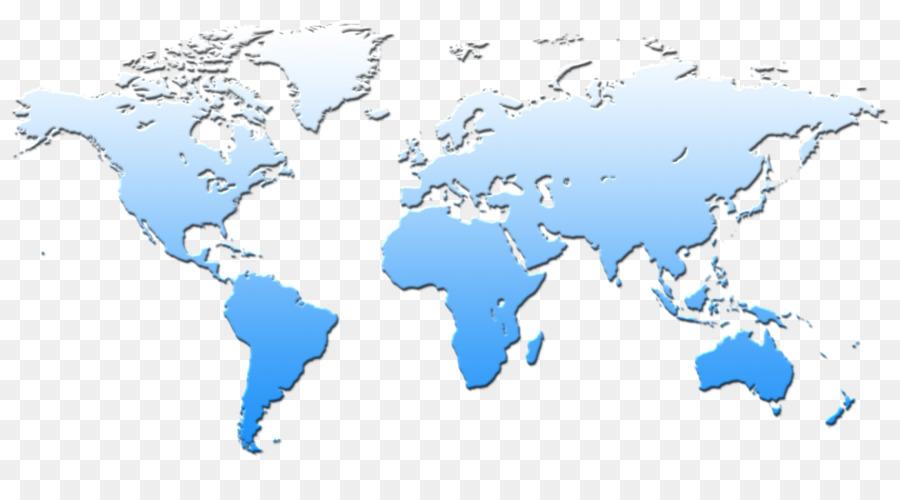 world map illustration clipart World map