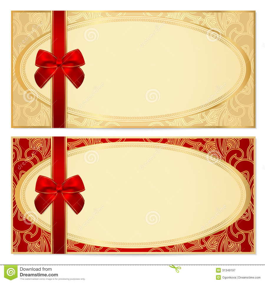 Download Blank Gift Card Templates Free Clipart Gift Card Voucher