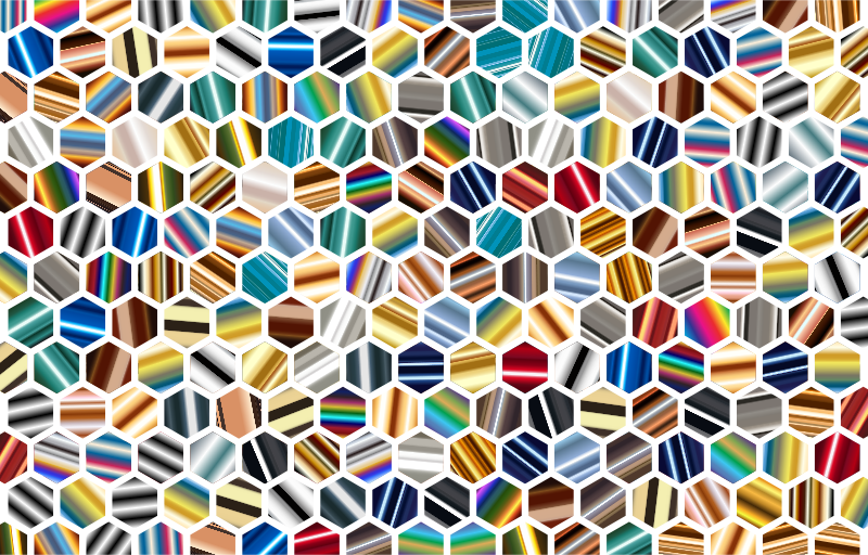 Hexagon Backgroundtransparent png image & clipart free download