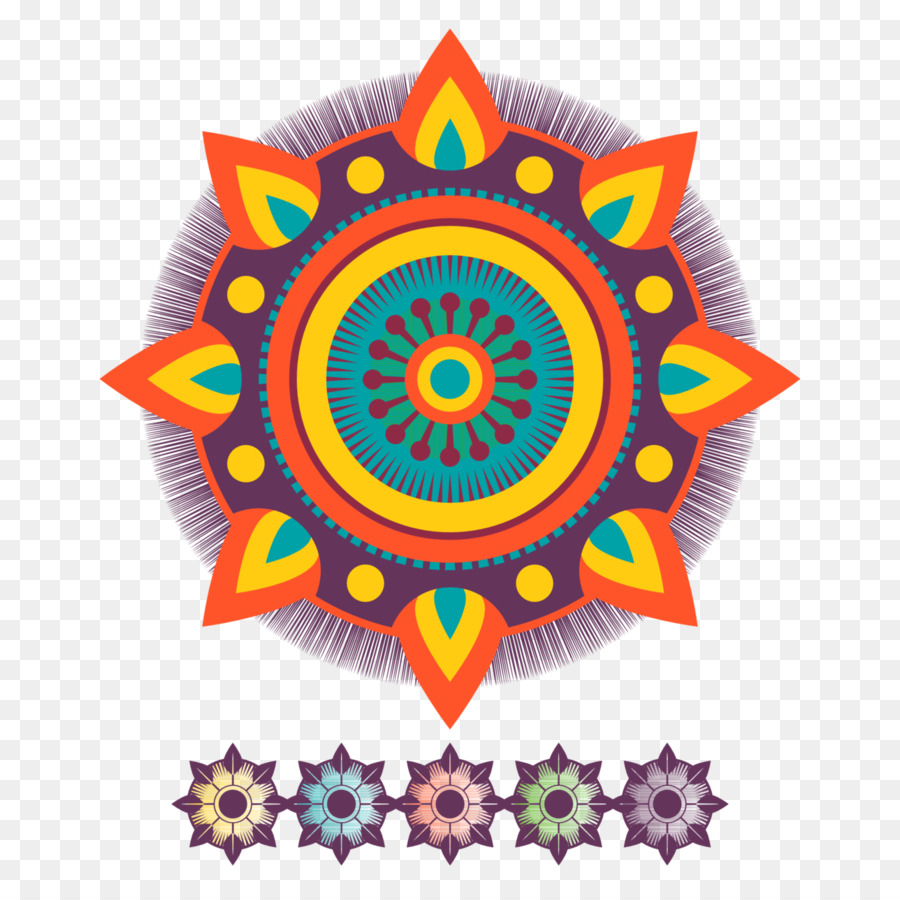 Mandala clipart Mandala Coloring Book Draupadi